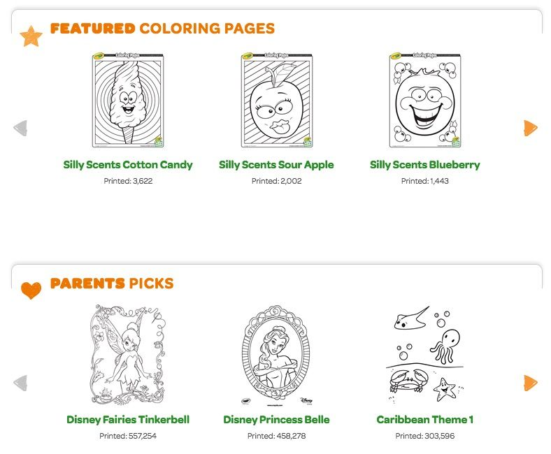 Contemporáneo Crayola Gigante Para Colorear Páginas Hadas De Disney ...