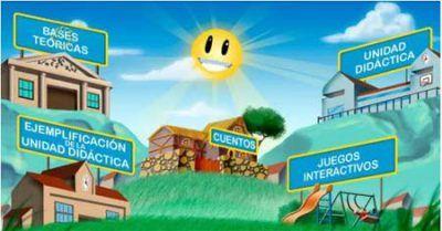 Actividades interactivas de Educación Vialpara niños