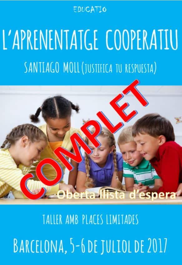 Curso sobre el aprendizaje cooperativo