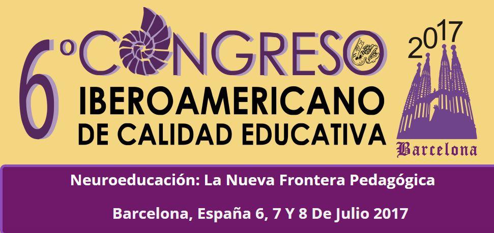 6º Congreso Iberoamericano de Calidad Educativa