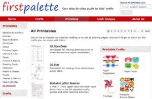 Webs para descargar plantillas para colorear en Infantil y Primaria 14