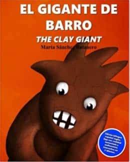 El gigante de barro, libros con realidad aumentada