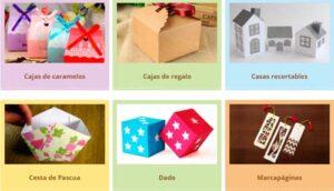 35 manualidades para Infantil y Primaria, en el aula o en casa 33