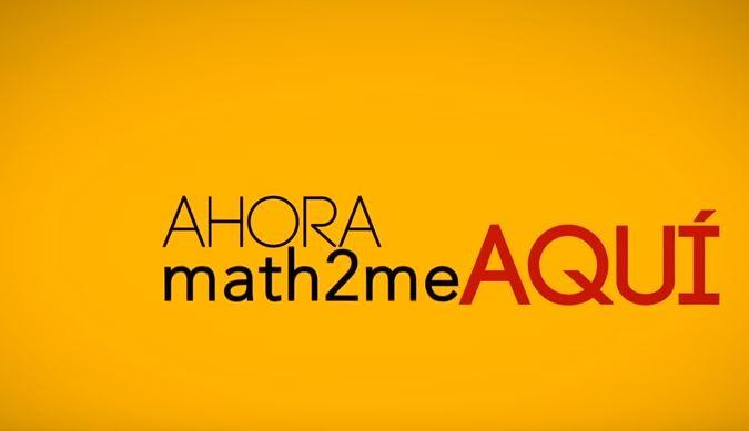 math2me youtube para aprender matemáticas