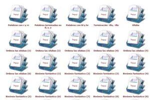 25 Recursos con ejercicios de ortografía para Primaria 29