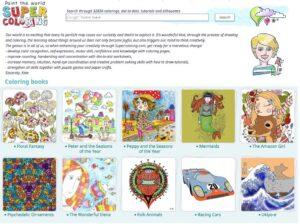 Webs para descargar plantillas para colorear en Infantil y Primaria 13