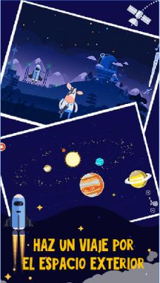 Star Walk: Astronomía para niños. Mapa estelar