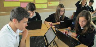 Alumnos de Madrid y Dublín se unen para aprender y mejorar el idioma 5