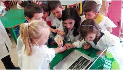 Aprendizaje basado en experimentos en Educación Infantil 1