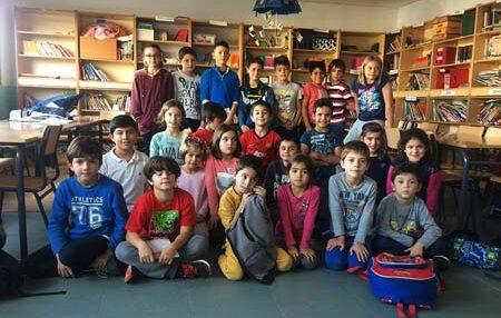 La revolución energética empieza en las aulas 1