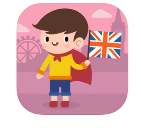 Learn English for Kids; apps para aprender inglés