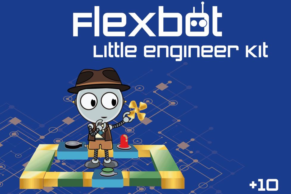 KITS DE robótica de flexbot