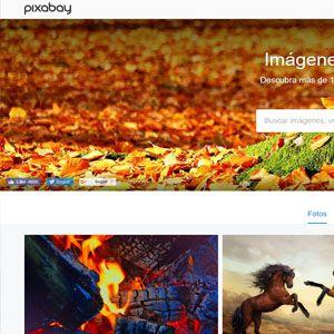 pixabay para descargar imagenes
