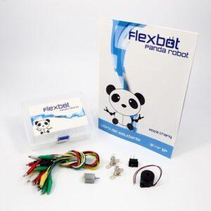Kits de robótica de Flexbot para alumnos de Primaria y Secundaria 3