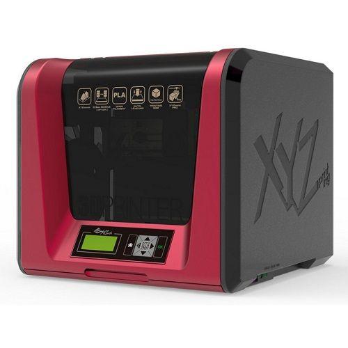 XYZprinting da Vinci Junior 1.0 Pro preferencias de impresion
