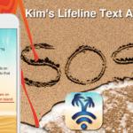 Kim Lifeline fomenta la lectura a base de chat stories 1