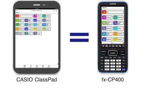 Una calculadora Casio en el móvil 7