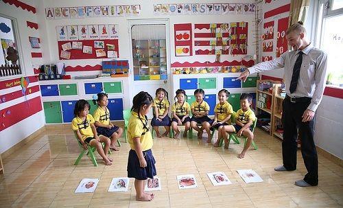 accesorios aula