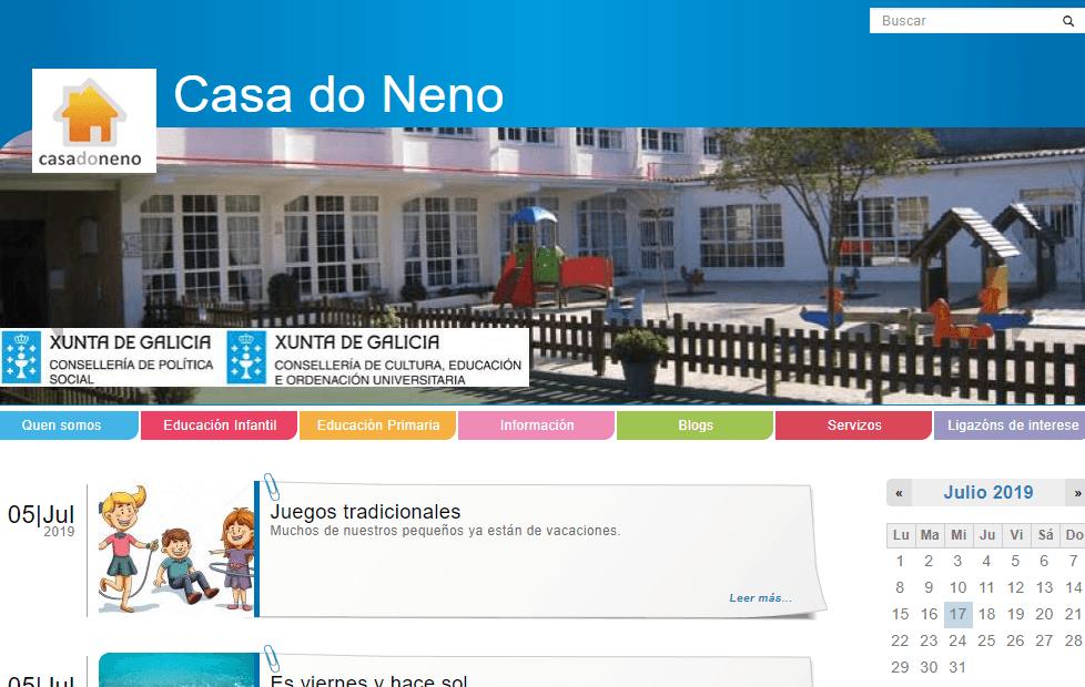 cropped Colegio Casa do Neno