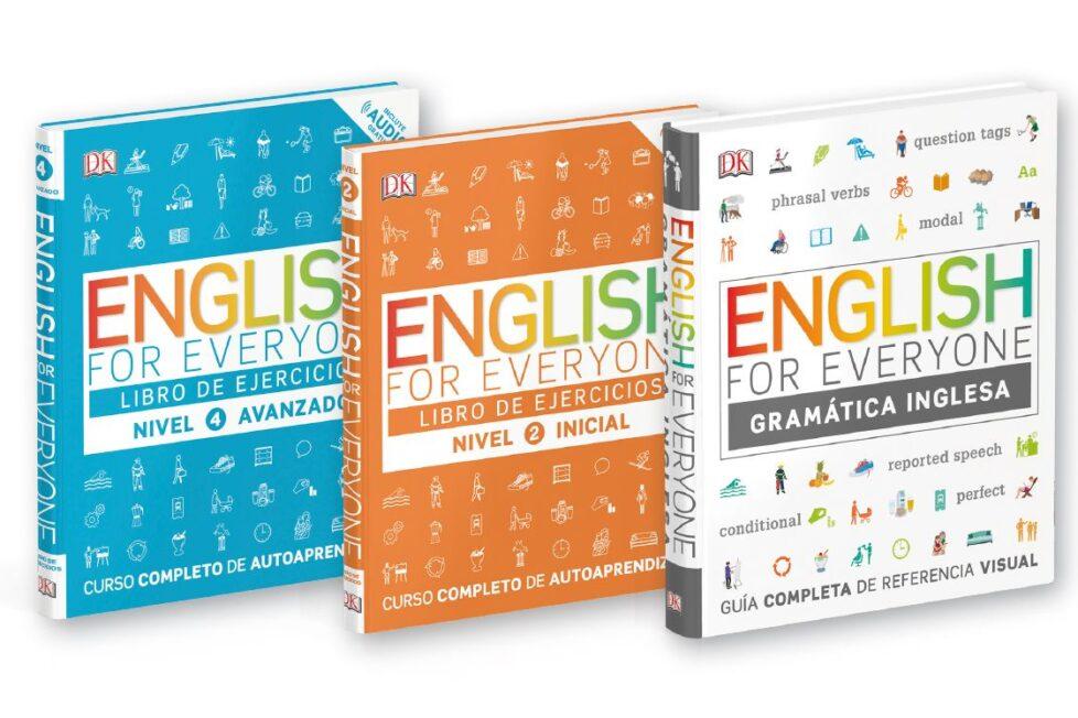 Aprender Inglés de manera visual con DK