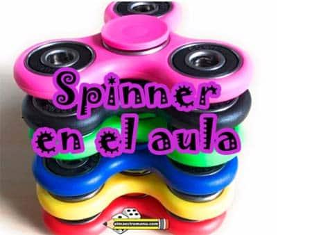 Spinners: cómo utilizarlos en el aula 1