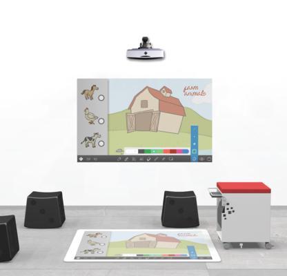 Monitores i3 Touch Exellence adaptados a cualquier aula 1