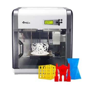 Las impresoras 3D de XYZprinting, compatibles con Paint 3D