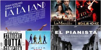 Películas con la música como protagonista 20