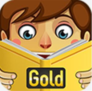 Play Tales Gold: apps para aprender inglés