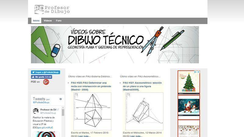 Blog del profesor de Dibujo Técnico