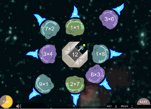 Meteor Multiplication