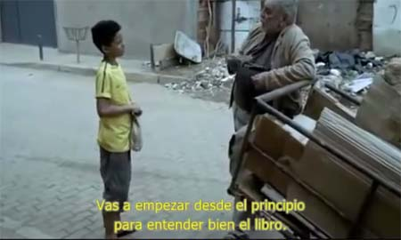 cortometrajes Mi amigo Nietzsche