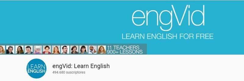 Canales de Youtube para aprender inglés   EDUCACIÓN 3 0