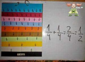 Recursos para estudiar y practicar las fracciones 17