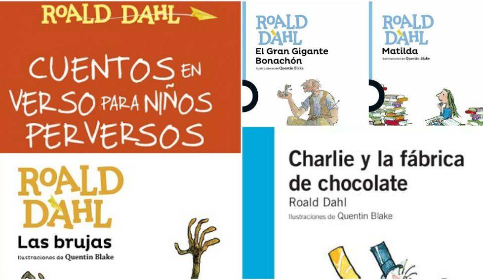 Los libros de Roald Dahl que no te puedes perder 6