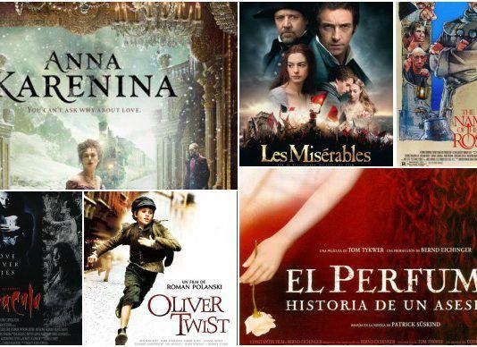 películas de literatura