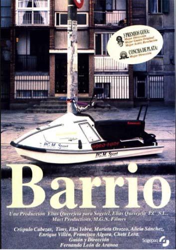 Pelicula Barrio