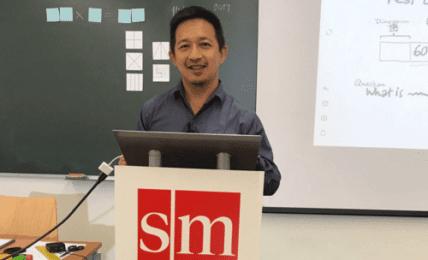 """Yeap Ban Har: """"Aprender matemáticas y divertirse es posible con el Método Singapur"""