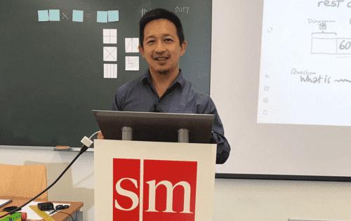 """Yeap Ban Har: """"Aprender matemáticas y divertirse es posible con el Método Singapur"""" 3"""