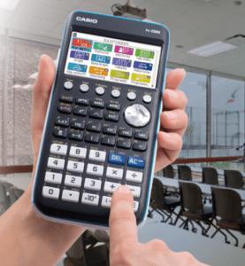 Calculadoras Casio para Mates y Ciencias 2