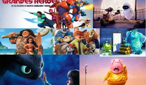 peliculas animación educar en valores