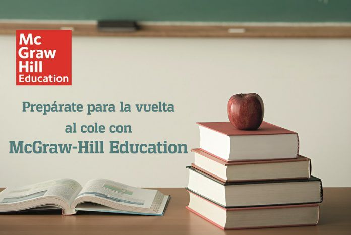 vuelta al cole con McGraw-Hill Education