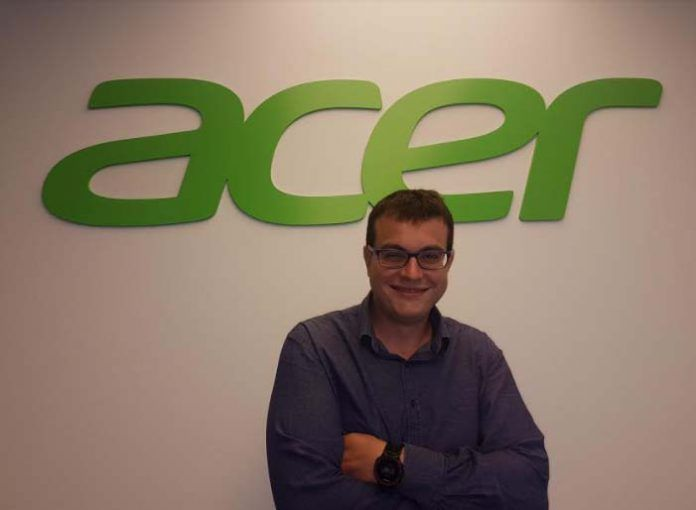 Manel Fabre, AIB Education Manager de Acer: