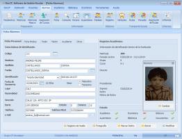 DocCF • Software de Gestión Escolar