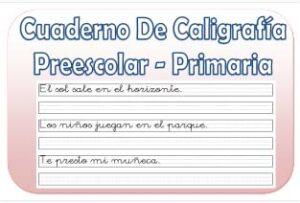 20 recursos para mejorar la caligrafía en Infantil y Primaria 8