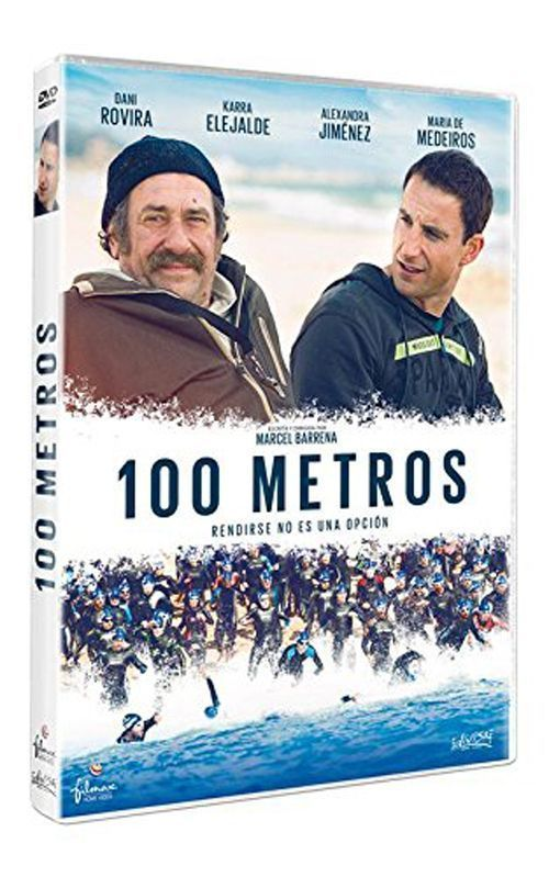 100 metros películas resiliencia