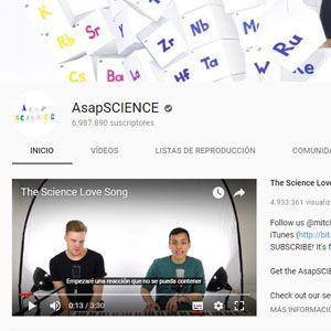 35 canales con vídeos educativos en YouTube 39
