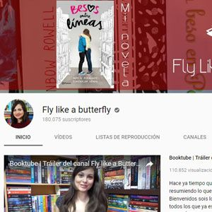 booktubers Fly Like a butterfly
