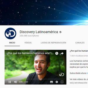 Discovery Latinoamérica