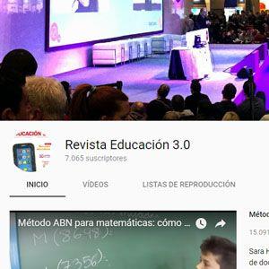 Educación 3.0 vídeos educativos